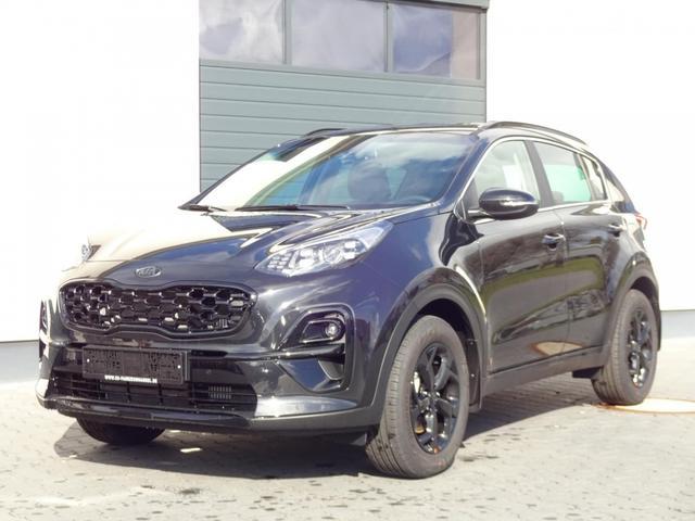 Vorlauffahrzeug Kia Sportage - Black Edition 1,6 T-GDI DCT7 130kW 4WD 2021