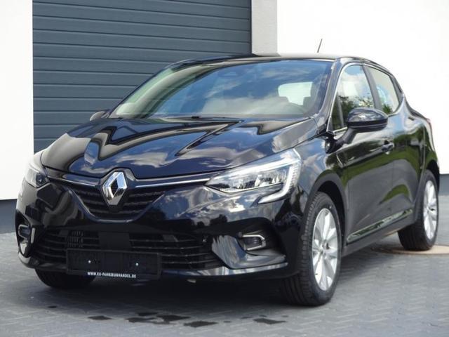 Vorlauffahrzeug Renault Clio - RS Line 1,0 TCe 90 67kW CVT X-Tronic 2021