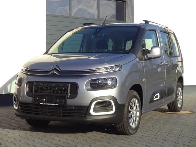Vorlauffahrzeug Citroën Berlingo - Shine M 1,2 PureTech EAT8 130 96KW 2021