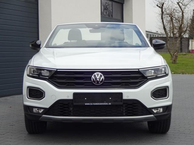 Volkswagen T-Roc Cabriolet - Cabrio Style 1,5 TSI ACT OPF 110KW 2021