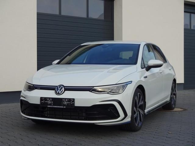 Volkswagen Golf - 8 R-Line 2,0 TDI 110KW ACC