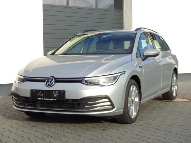Volkswagen Golf Variant - 8 Style 1,5 eTSI DSG 110KW ACC Winter