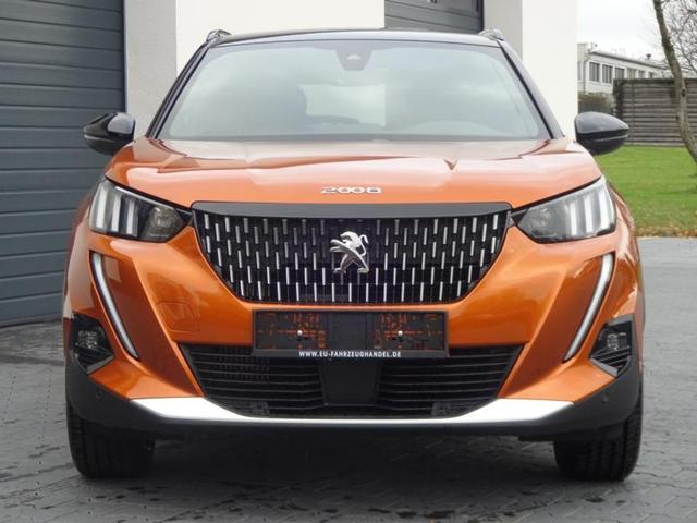Peugeot 2008 - GT Pack 1,5 BlueHDi 130 EAT8 96kW