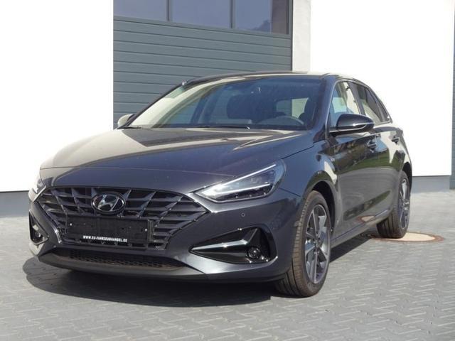Vorlauffahrzeug Hyundai i30 - Prime 1,6 CRDi DCT7 48V-Mildhybrid 100KW