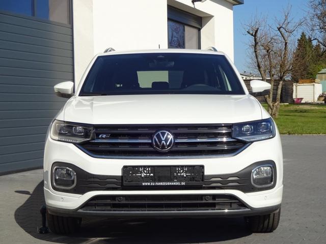 Volkswagen T-Cross - Style 1,5 TSI ACT OPF DSG 110kW 2021