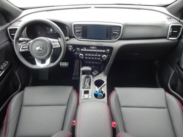 Kia Sportage - GT Line 1,6 T-GDi DCT7 4WD 130KW Pano 2021