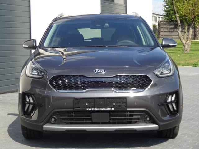 Kia Niro - Dynamic Plus Line 1,6 GDI DCT6 Hybrid Navi Winter