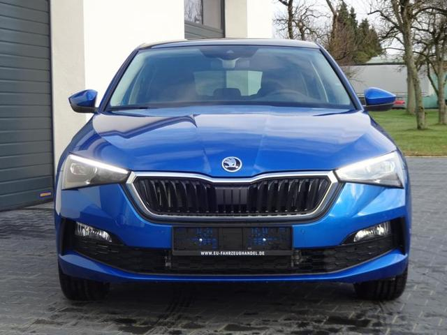 Skoda Scala - Monte Carlo 1,5 TSI DSG 110KW LED Winter 2021