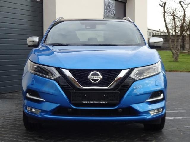 Nissan Qashqai - Tekna Akari 1,3 DIG-T 140 103KW 2021