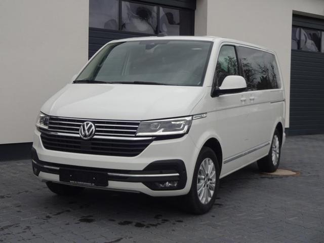Volkswagen Multivan 6.1 - T6.1 Edition 2,0 TDI 81kW 4Jahre 2021