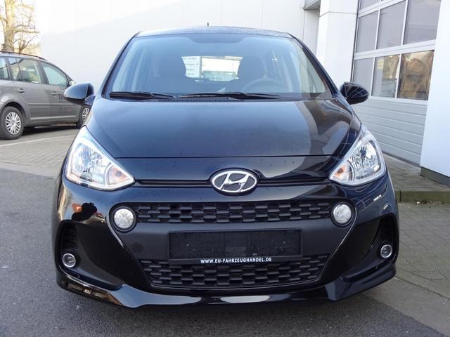 Hyundai i10 - Trend Comfort 1,2 Automatik 62kW Klima 2021