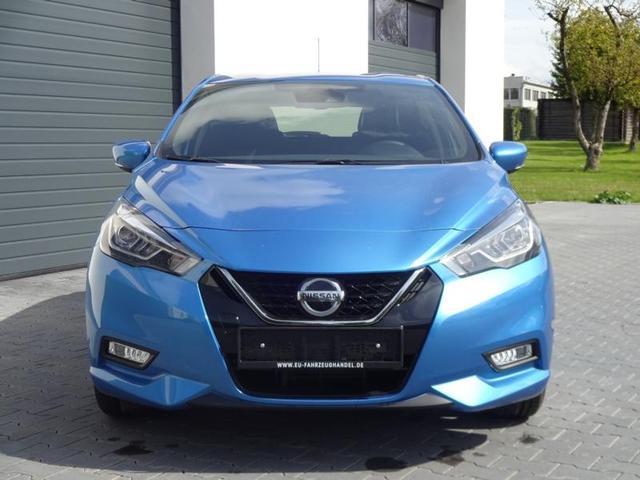 Nissan Micra - N-Design 1,0 IG-T Xtronic 92 68kW Winter