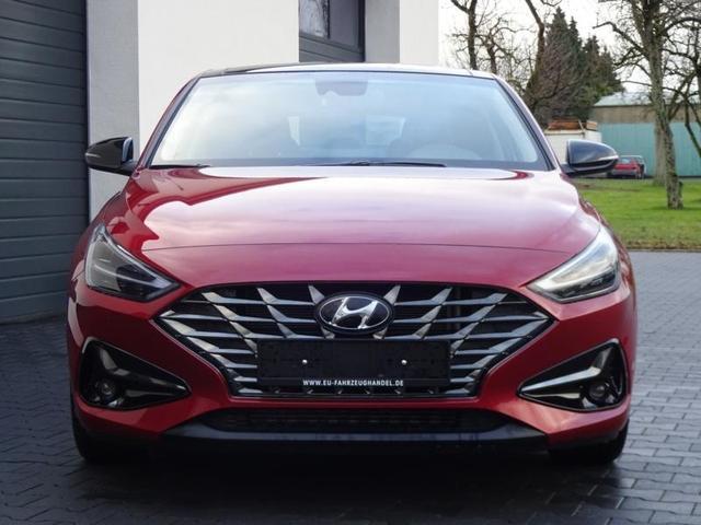 Hyundai i30 FastbackN - Fastback N Line 1,5 T-GDi DCT7 48V-Mildhybrid 117KW