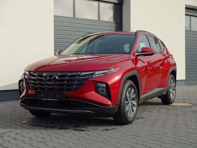 Vorlauffahrzeug Hyundai Tucson - Start Pure 1,6 T-GDi AT6 Hybrid 169KW 2021