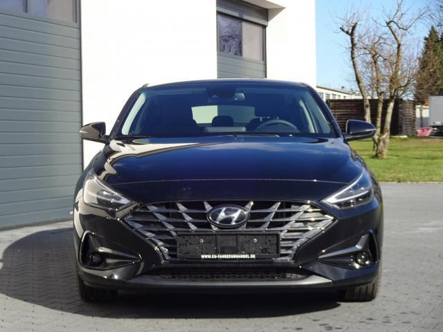 Hyundai i30 Fastback - Style 1,6 CRDi 48V-Mildhybrid 100KW