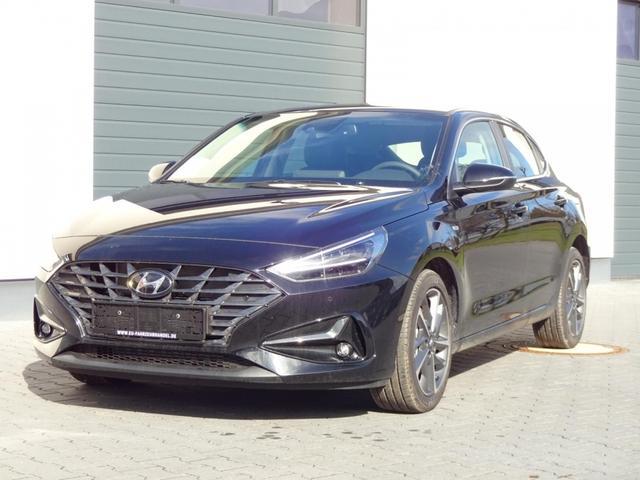 Vorlauffahrzeug Hyundai i30 Fastback - Style 1,6 CRDi DCT7 48V-Mildhybrid 100KW