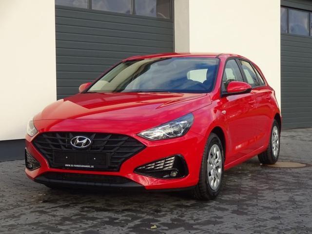 Vorlauffahrzeug Hyundai i30 - Pure Plus 1,0 T-GDi iMP 48V-Mildhybrid 88KW