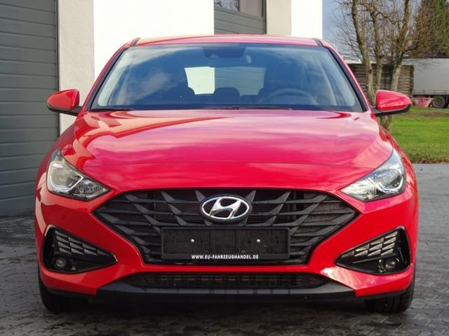Hyundai i30 - Pure Start Plus 1,6 CRDi DCT7 85KW