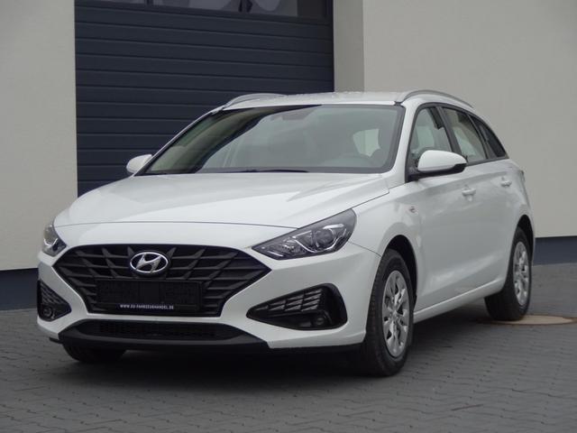 Vorlauffahrzeug Hyundai i30 Kombi - Pure Start Plus 1,6 CRDi DCT7 85KW