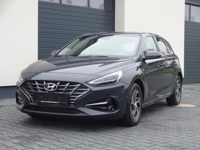 Vorlauffahrzeug Hyundai i30 - Trend Smart 1,6 CRDi iMP 48V-Mildhybrid 100KW