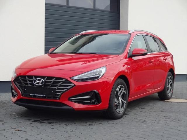 Vorlauffahrzeug Hyundai i30 Kombi - Trend Smart 1,6 CRDi iMP 48V-Mildhybrid 100KW