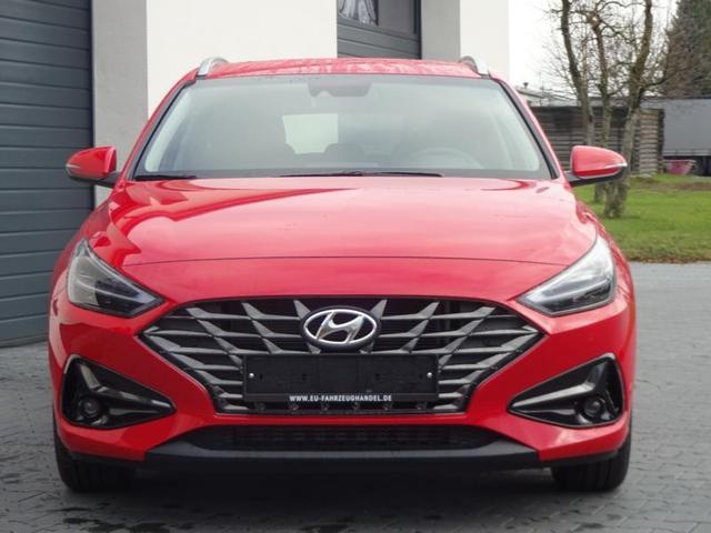 Hyundai i30 Kombi - Trend Smart 1,6 CRDi iMP 48V-Mildhybrid 100KW