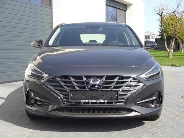 Vorlauffahrzeug Hyundai i30 N - Line Premium 1,5 T-GDi 48V-Mildhybrid 117KW