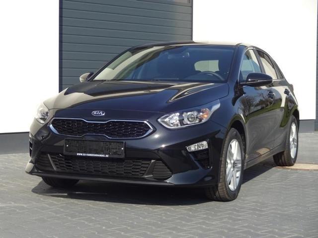 Kia Ceed - Cee'd Platinum Edition 1,6 CRDi 48V MHEV 100KW 2021
