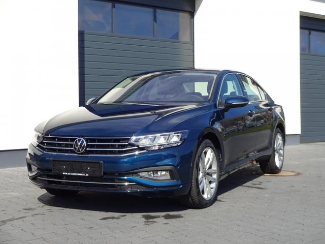 Volkswagen Passat - Business 2,0 TDI SCR DSG 110KW 2021