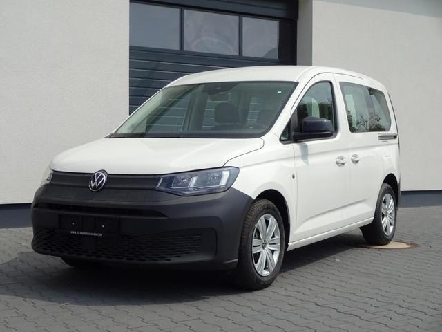Volkswagen Caddy - Kombi 2,0 TDI SCR 55KW 4 Jahre 2022 EU6 2021