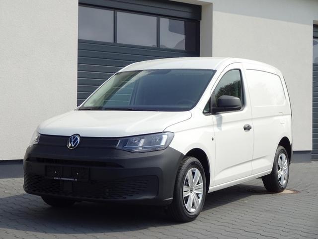 Volkswagen Caddy - Cargo 1,5 TSI BMT 84KW 4 Jahre