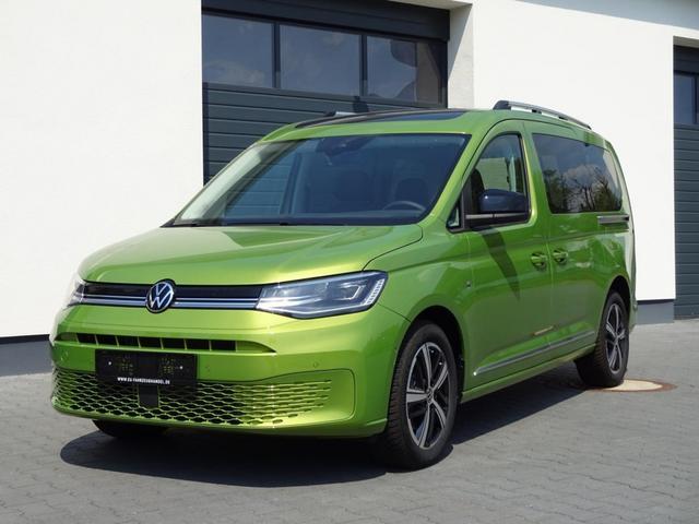 Volkswagen Caddy Maxi - Style 2,0 TDI SCR 90KW 4MOTION 4 Jahre 2022 EU6 2021
