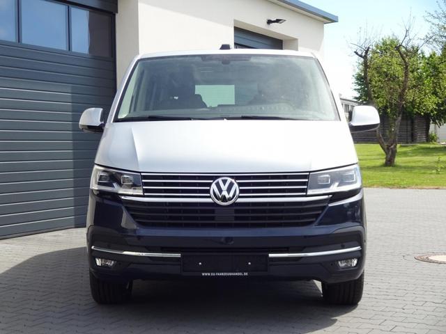 Volkswagen Multivan 6.1 - Highline 2,0 TDI DSG 4Motion 150kW 4 Jahre