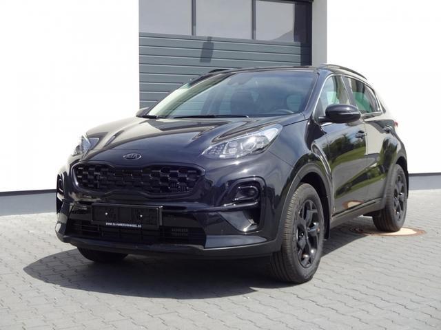 Vorlauffahrzeug Kia Sportage - Black Edition 1,6 GDI 97kW 2WD 2021