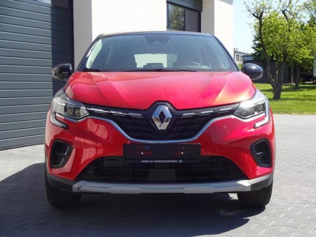 Renault Captur - Intens 1,0 TCe 95 70KW Winter Navi PDC