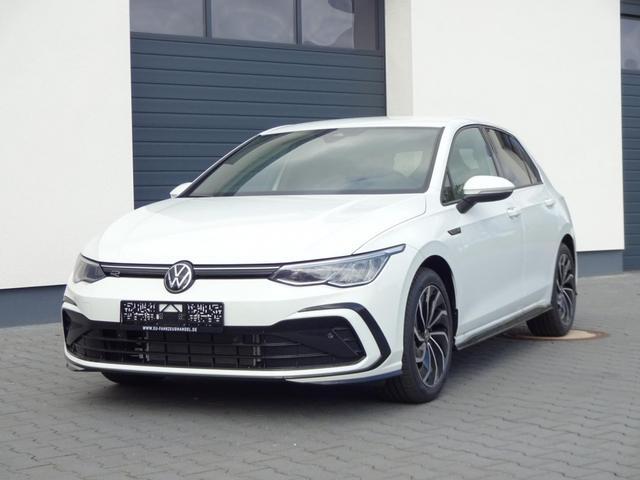 Volkswagen Golf - 8 R-Line 1,5 eTSI DSG 110KW ACC 2022 OPF