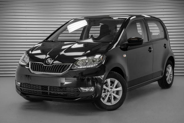 Skoda Citigo 1,0 MPI Ambition Plus - LAGER