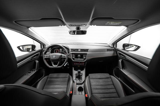 Seat Ibiza 1,0 TSI FR