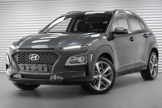 Hyundai Kona - 1,6 T-GDI 4WD AT Premium