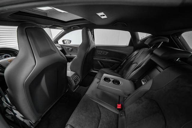 Seat Leon 2,0 TSI DSG Cupra