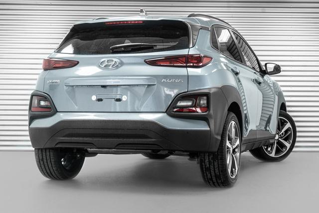 Hyundai Kona    1,0 T-GDI 2WD Premium
