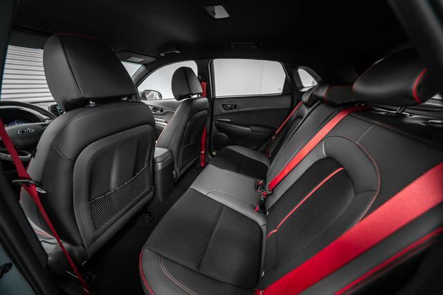 Hyundai Kona 1,0 T-GDI 2WD Premium - LAGER