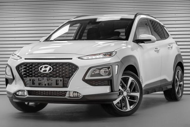 Hyundai Kona - 1,0 T-GDI 2WD Premium