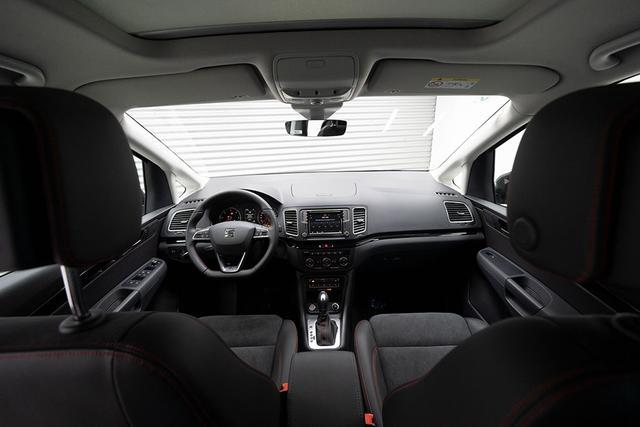 Seat Alhambra 2,0 TDI DSG FR - LAGER