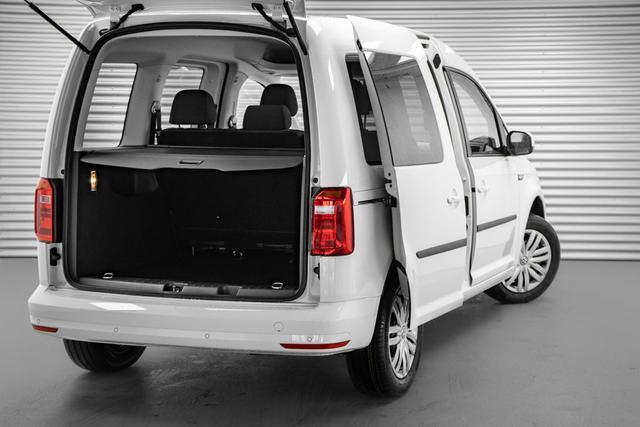 Volkswagen Caddy 1,4 TSI Trendline - LAGER