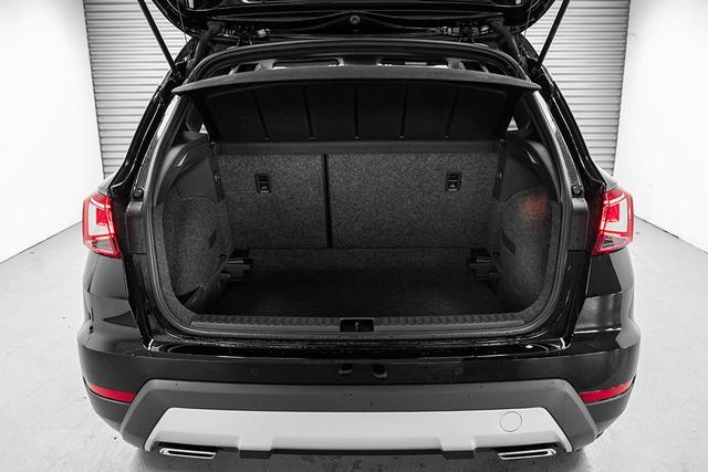 Seat Arona 1,5 TSI FR - LAGER
