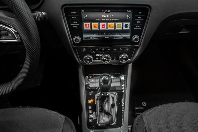 Skoda Octavia Combi 1,5 TSI DSG Style