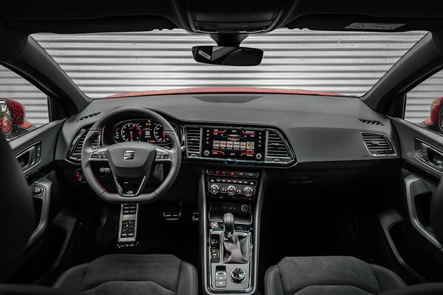 Seat Ateca 2,0 TSI DSG 4Drive FR - LAGER