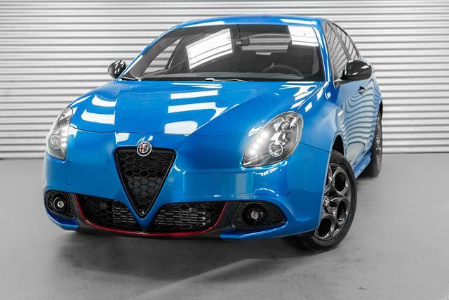 Alfa Romeo Giulietta - 1,4 Sport - LAGER