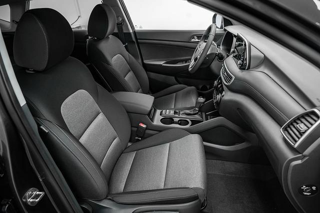 Hyundai Tucson 1,6 T-GDi 4WD DCT Premium - LAGER